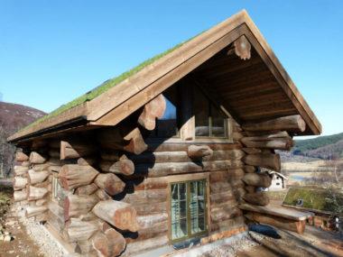 Eagle Brae Luxury Log Cabin