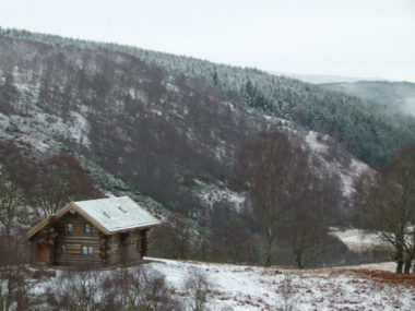 Snowy Eagle Brae