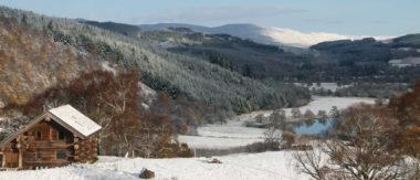 Lusa Bothy Snow