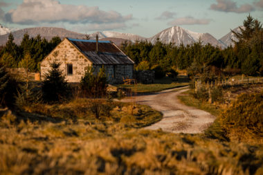 Lusa Bothy Holiday Home