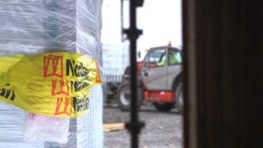 Shetland Window Delivery