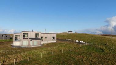 Shetland Exposed Location