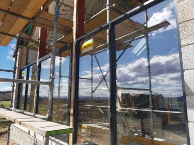 Borrowstone Bothy Construction