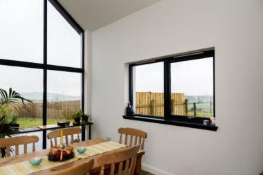 Borrowstone Bothy Interior