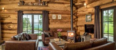 Eagle Brae Cosy Cabin