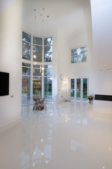 Large Unique Windows