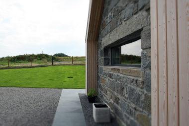 Grey Window External View