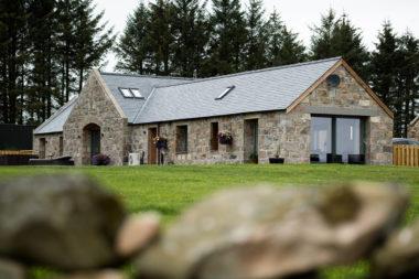 Self Build Home Exterior