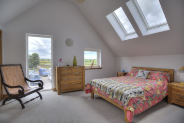 Millbank of Udny Station Bedroom