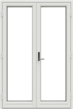NTech Double Balcony Door Out