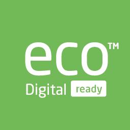 ecoDigital Ready Logo